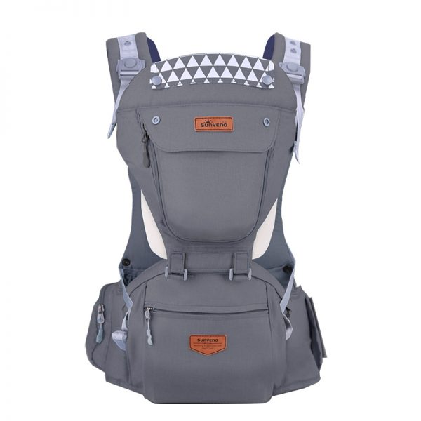 sobababy-gray-ergonomic-baby-carrier.