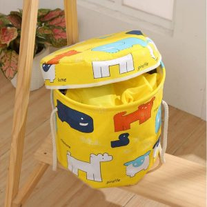sobababy-yellow-toy-organizer
