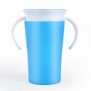 sobababy blue 360 sippy cup