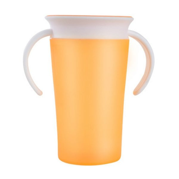 sobababy orange 360 sippy cup
