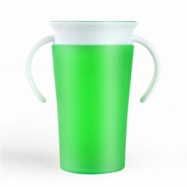 sobababy green 360 sippy cup